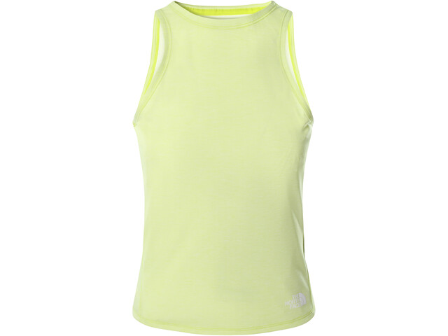 The North Face Vyrtue Tank Women, sulphur spring green heather